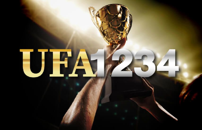 ufabet 1234 เว็บแทงบอล ยอดนิยม โอนไว จ่ายจริง