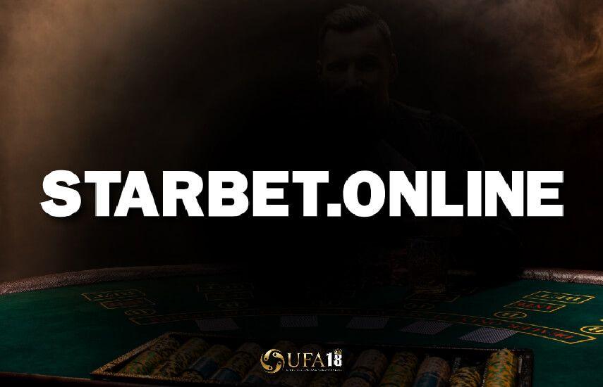 Starbet Online | บาคาร่า คาสิโนออนไลน์ เสือมังกร สล็อต อันดับ 1